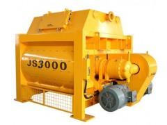 畅路JS3000混凝土搅拌机 售后好 价格低