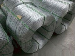 华脉热镀锌钢绞线供应