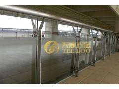 不锈钢立柱楼梯阳台扶手挂玻璃立柱玻璃楼梯扶手栏杆