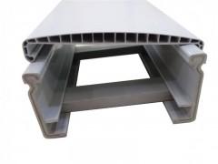 高分子防腐电缆桥架 阻燃抗酸碱 耐盐寿命长大跨距高强度