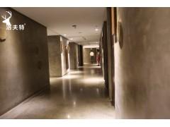 洛夫特清水混凝土漆地板油漆环氧地坪漆艺术涂料