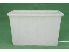 重慶300升水產塑料牛筋箱報價 水產箱廠家直銷 牛筋方箱