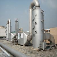 厂家销售 喷淋塔废气处理 能耗低 喷淋塔  PP喷淋塔