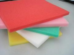 彩色聚醚泡棉