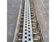 供应梳齿型钢板伸缩缝桥梁梳齿型钢板伸缩缝
