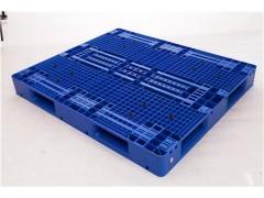 1412雙面網格塑料托盤廠家報價\叉車板\地臺板
