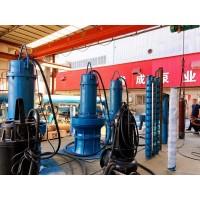 500QZB潜水轴流泵防洪泵站专用,天津潜水轴流泵价格