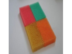 耐油聚酯开孔过滤海绵