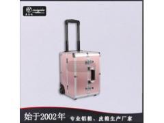 铝合金化妆箱 大号美容工具箱 多层旅行箱
