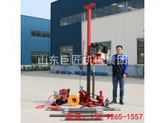 巨匠QZ-3大功率柴油机地质勘探钻机 拆解方便30米取样钻机