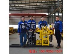 巨匠集团供应百米液压钻机 岩芯勘探取样钻机热销