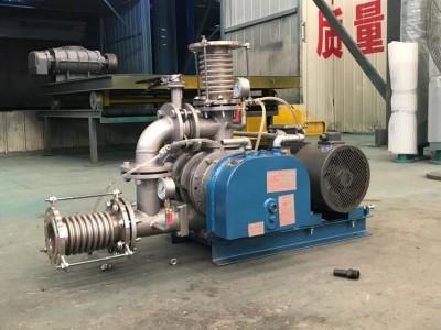 淮海市食品行业2205双向缸蒸汽压缩机现场免费安装