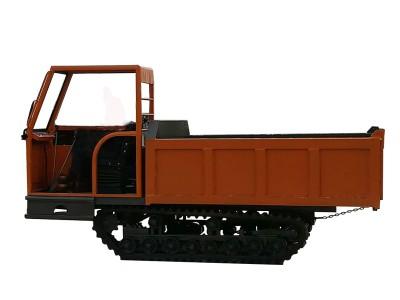 履带式运输车 全地形行走 农用工程用 多功能自卸