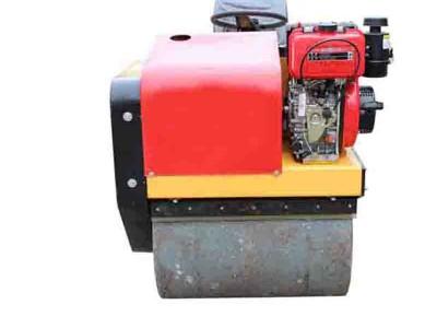 小型双轮压路机 各种路面施工设备 可定制大小