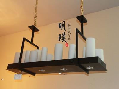 禅意新中式吊灯   新中式吊灯品牌
