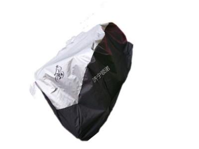 自行车车衣防雨罩 山地车单车防尘罩灰防晒罩遮雨罩踏板车罩