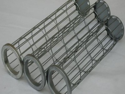 厂家供应 不锈钢除尘骨架 靠谱厂家 异性可定制