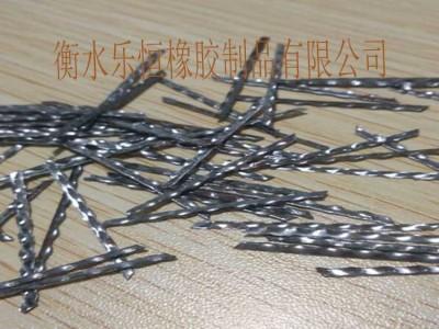 剪切式钢纤维波浪形剪切式钢纤维枝江钢纤维捧腹彩票现货供应