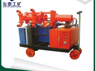 質量保障的HJZB系列雙液壓注漿泵 注漿泵價格