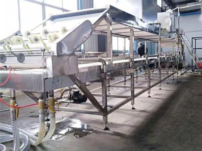 腐竹油皮机生产线 腐竹机免费上门指导技术 豆油皮机