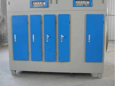 山東光氧催化設備廠家 光氧廢氣凈化器如何安裝光氧機直銷