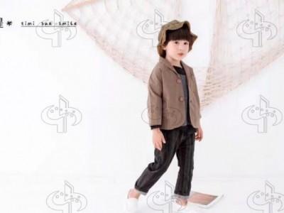 洛小米棉衣品牌童装批发