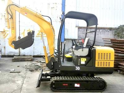 鼎诚供应新型履带式小型挖掘机 多功能挖沟机 座驾式挖土机