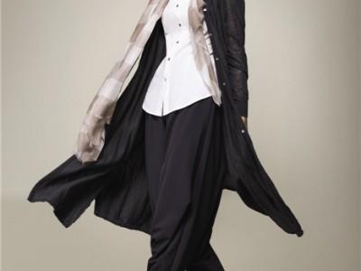 休闲时尚大码品牌女装折扣批发专柜19冬季