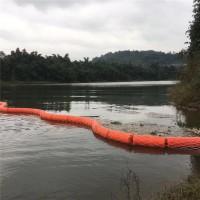 水面漂浮物阻拦带水电站导漂排设施