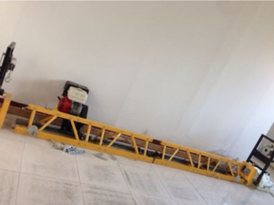 鼎诚供应桥面水泥整平机框架式水泥摊铺机混凝土抹光机厂家