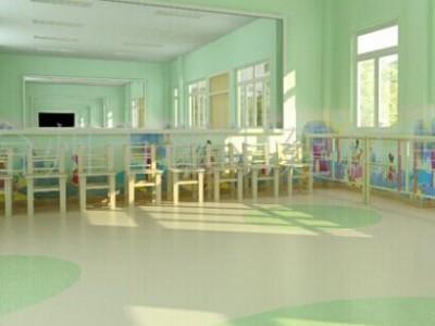 常州幼儿园pvc板材防滑抗菌绿质捧腹彩票直销