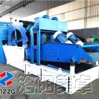 安徽轮式洗砂机厂家 湖北洗沙机价格及厂家