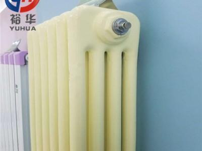 gz409钢四柱散热器散热面积-裕华采暖