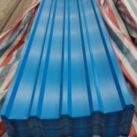 彩钢压型瓦生产厂家 专业加工彩钢屋面瓦 钢结构专用