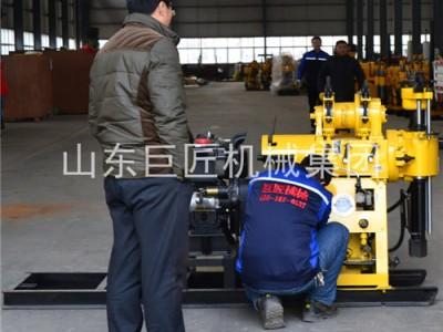 能打200米的岩芯钻机HZ-200Y百米钻机设备岩芯取样钻机