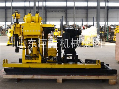 高功率的100米钻机HZ-200YY钻探机械设备地勘取芯钻机