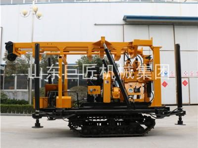 200米钻机XYD-200履带钻机200米履带岩芯钻机
