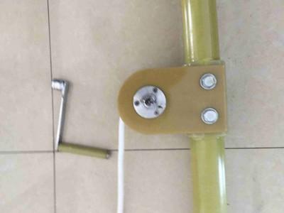 带电作业绝缘羊角抱杆中相抱杆横担抱杆
