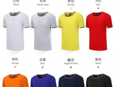 深圳间色领时尚潮牌T恤定制