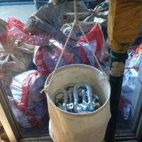 高空吊袋帆布圆桶电力高空吊袋电工吊袋圆筒包帆布吊袋