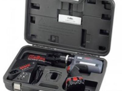 美国KudosLEC-U27充电式压接钳铜铝端子压接钳