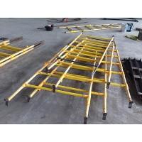 直销铁路检测维修工具接触网维修铝合金梯车绝缘梯车