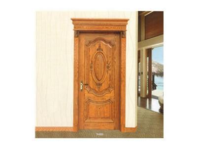 室内专用橡木实木门