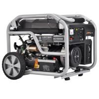 正品进口5kw汽油发电机小型便携式发电机EU-5500DE