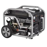 6kw单相汽油发电机小型发电机便携发电机EU-7000DE
