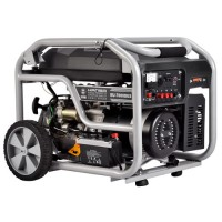 6kw三相汽油发电机小型发电机便携发电机