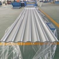 专业生产YX32-130-780彩钢压型瓦墙面横铺彩钢瓦加工