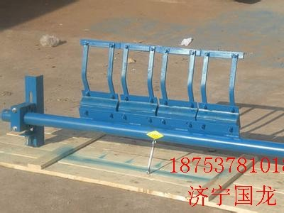 内蒙H型合金橡胶清扫器,H1200合金橡胶清扫器