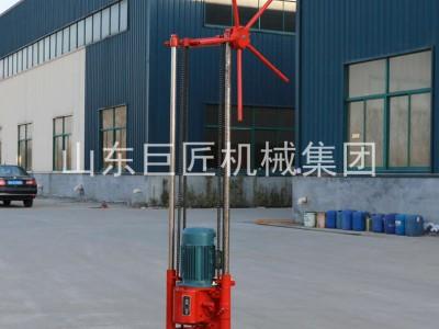 QZ-2D電動取芯鉆機巖石取芯鉆機巨匠集團提供適用各種勘探
