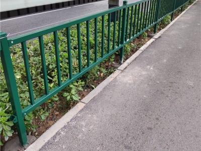 鄭州綠化鋅鋼護欄 道路景觀護欄新力護欄廠家直銷安裝定制